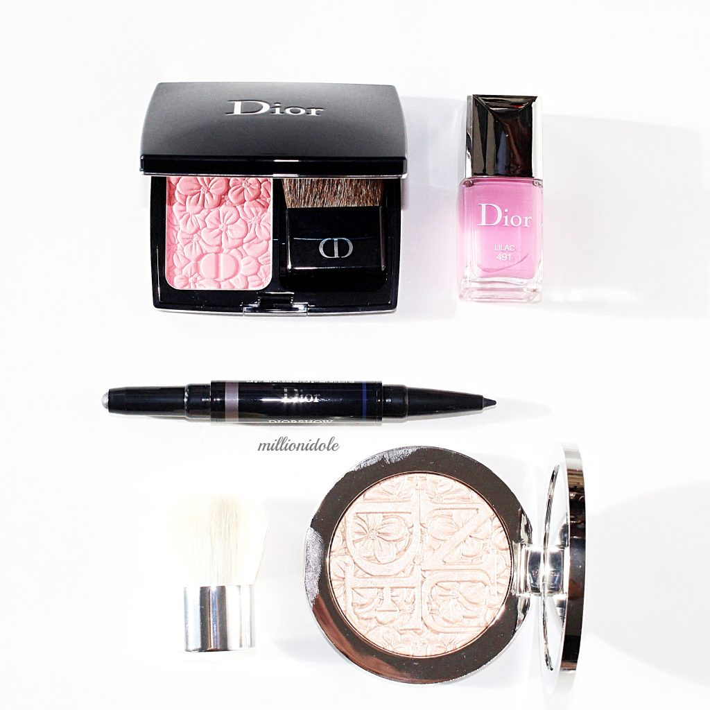 DIOR COLLECTIO GLOWING GARDENS SPRING 2016 | MILLION IDOLE PICKS