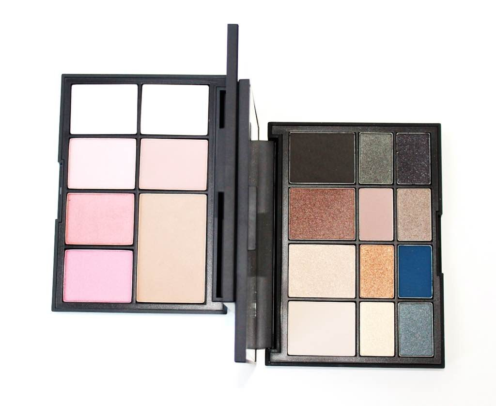 NARSissist L'Amour|Toujours L'Amour Eyeshadow Palette and NARSissist Cheek Studio Palette