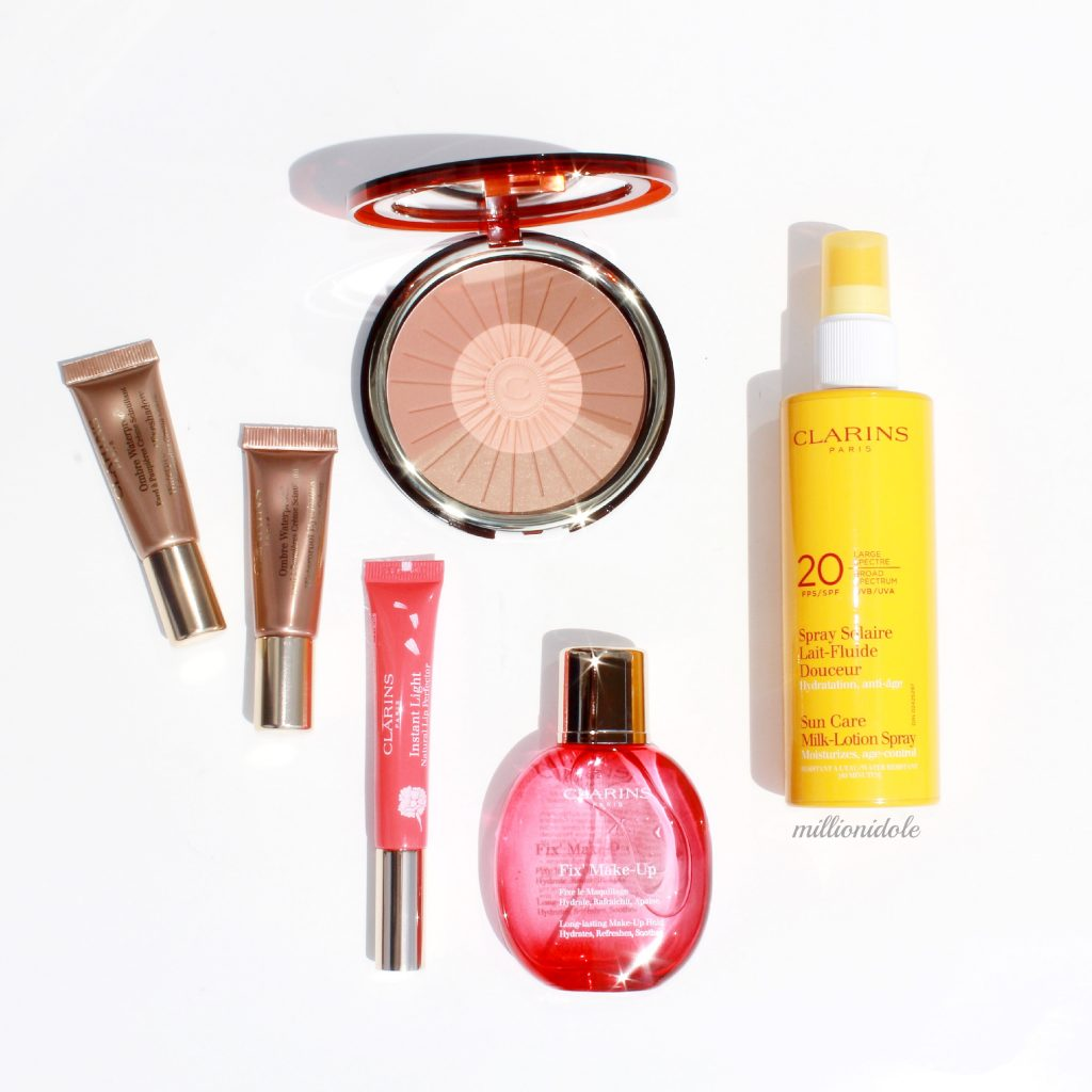 Clarins | Sunkissed Summer 2016 make-up Collection
