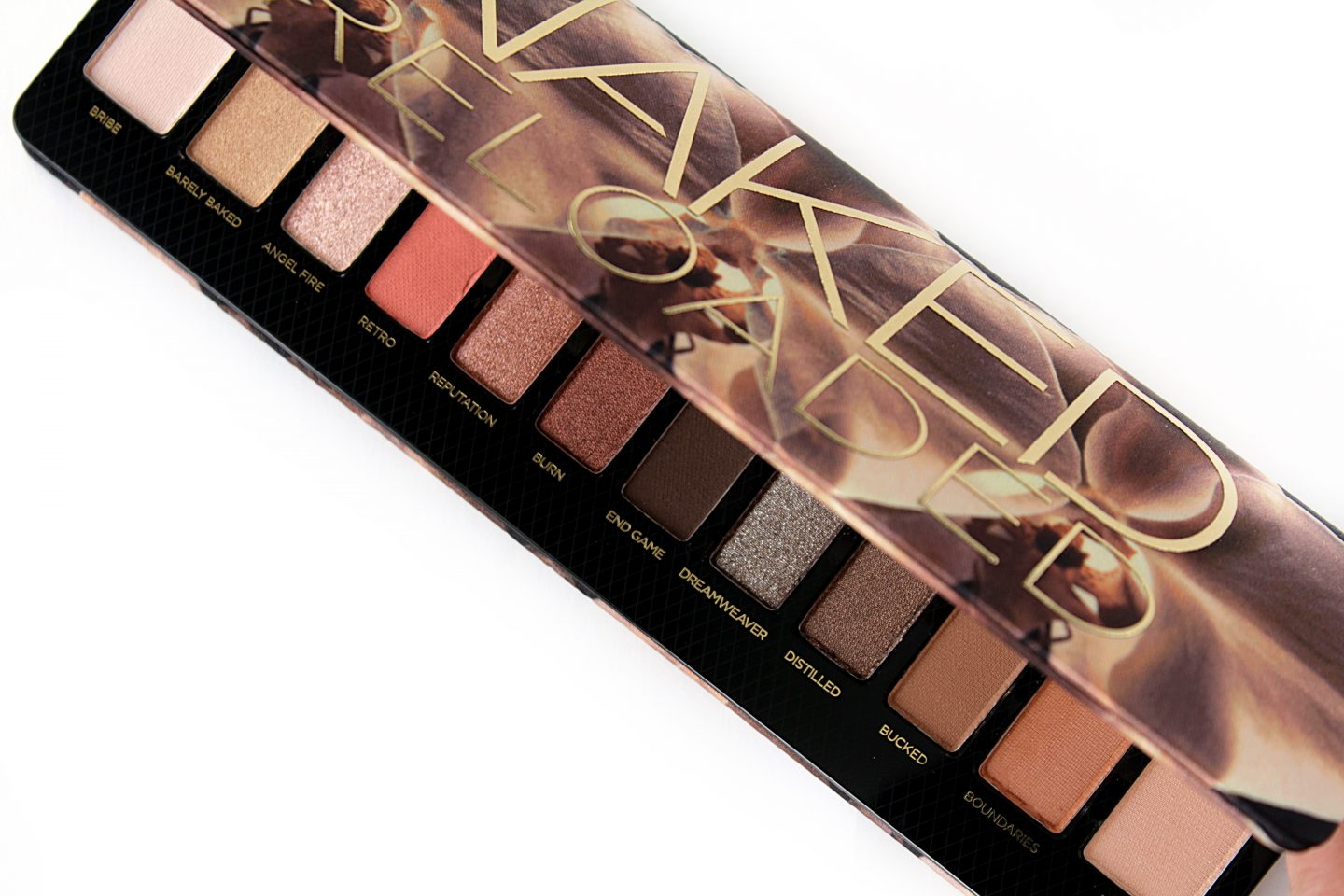 Urban Decay | Naked Reloaded Eyeshadow Palette
